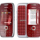 Nokia E75 GSM Quadband Phone (Unlocked) Red