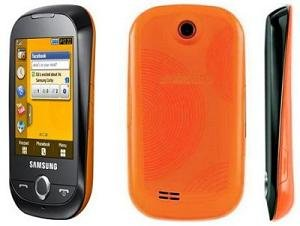 Samsung Corby S3650 Quad-Band GSM Unlocked Cellular Phone