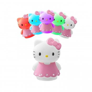 Hello Kitty KT3099 LED Mood Lamp.