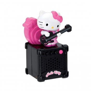 Hello Kitty KT4024 Animated Mini Speaker with Aux-In Jack.