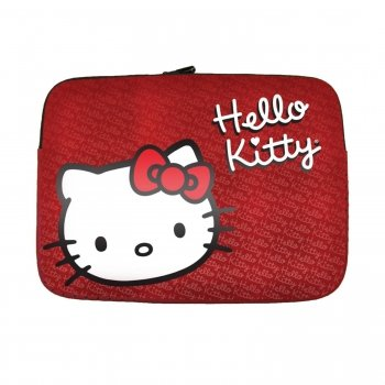 Hello Kitty KT4315RW 15.4� Laptop Sleeve.