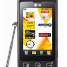 LG KP500 Cookie GSM Quadband Phone (Unlocked) Black.