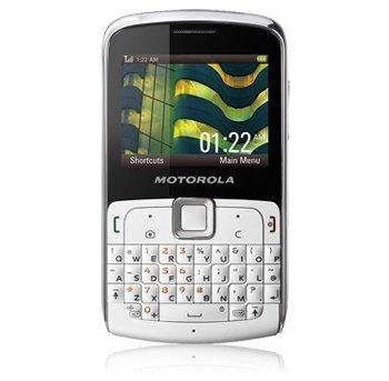 Motorola EX112 GSM Quadband Phone (Unlocked)