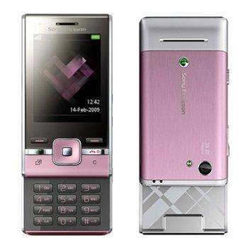 Sony Ericsson T715 GSM Quadband Phone (Unlocked) Pink.