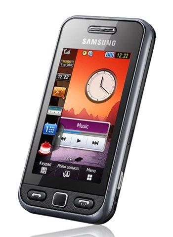 Samsung S5230 Star GSM Quadband Phone (Unlocked) Black.