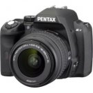 "Pentax Black K-r Digital SLR Camera with DAL 18-55mm Zoom Lens and 3"" LCD"