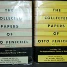 The Collected Papers of Otto Fenichel lst & 2nd Series