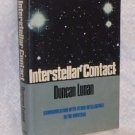 Interstellar Contact   Duncan Lunan