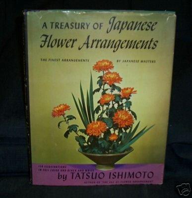 Treasury of Japanese Flower Arrangements