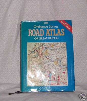 Ordnance Road Atlas of Great Britain 1988