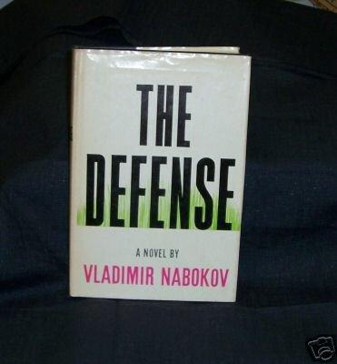 The Defense by Vladimir Nabokov 1st.