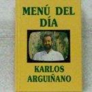 Menu del Dia, by  Arguinano, Karlos