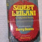Sweet Leilani, Harry Owens, signed lst.