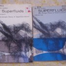 Superfluids 2 Vol. Set Fritz London