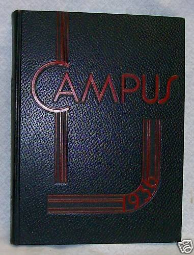 Yearbook 1936 Campus, Fresno State