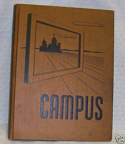 Yearbook 1941 Campus, Fresno State