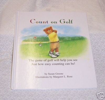 Count on Golf   Greene Signed