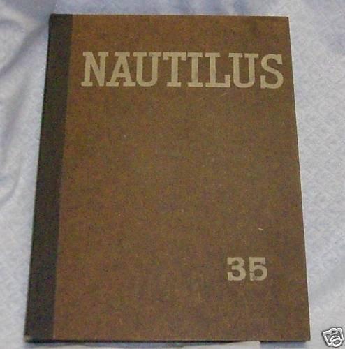1935 Yearbook Roosevelt High School  Fresno Nautilus