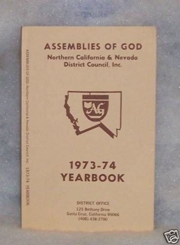 Assemblies of God Yearbook 1973
