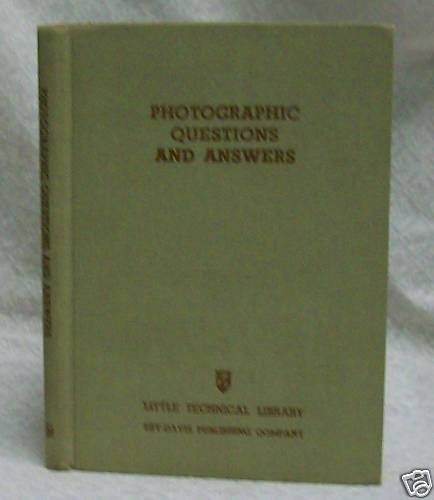 Photographic Questions and Answers