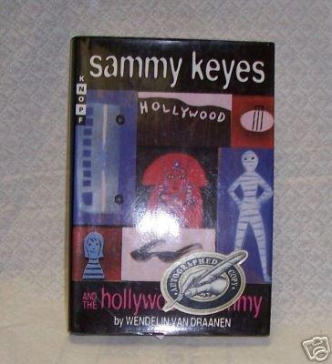 Sammy Keyes and the Hollywood Mummy Signed