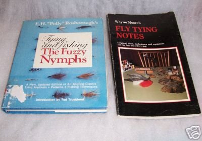 Fly Tying Notes - Wayne Moore�s