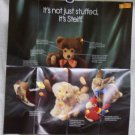 Steiff Animals Brochure