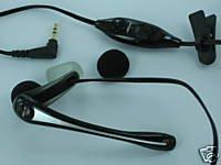 Plantronics MX250 MX-250 Handsfree Earpiece On/Off/Mute