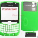 Alltel Green RIM Blackberry Curve 8330 OEM Housing Case