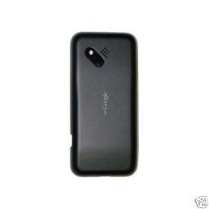 OEM HTC TMOBILE GOOGLE G1 BLACK BATTERY BACK COVER DOOR