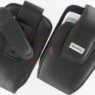 RIM Blackberry OEM Leather Case Pouch Telus Curve 8330