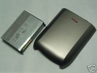 Palm Treo OEM Battery+Back Door Cover Verizon 700 700p 700w 700wx