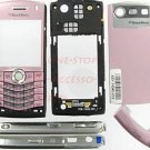 Pink Verizon OEM BlackBerry 8130 Pearl Full Complete Housing Case US