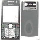 Gray OEM BlackBerry 8110 8120 Pearl Housing Case+Keypad