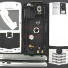White OEM T-Mobile BlackBerry 8100 Pearl Full Housing Case