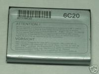 NEW Palm PalmOne Treo 680 750 750v OEM Original Battery