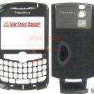 RIM Blackberry Curve 8300 8310 8320 Full Housing Case Black