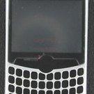 Silver OEM RIM Blackberry Curve 8330 Faceplate+Lens