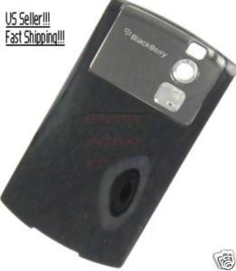 Black Blackberry Curve 8330 OEM Battery Back Door Cover
