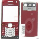 Burgundy OEM RIM BlackBerry 8110 8120 Pearl Housing Case GSM