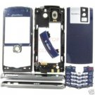 T-Mobile Blue OEM BlackBerry 8100 Pearl Full Housing US