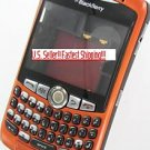 Orange Complete Housing BlackBerry 8300 8310 8320 Curve