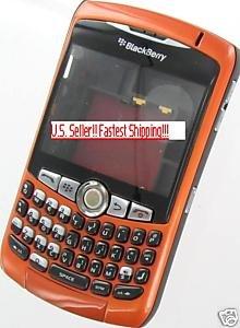 Orange Complete Housing BlackBerry 8300 8310 8320 Curve