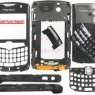 Original BlackBerry 8330 Curve Full Housing Case Black