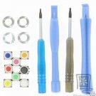 OEM Color Trackball+Tool Kit Blackberry Curve 8300 8310 8320 8330
