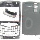 Titanium OEM UnBrand BlackBerry CDMA 8330 Curve Housing