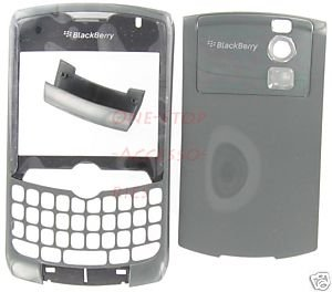 Titanium OEM UnBrand BlackBerry CDMA 8330 Curve Housing