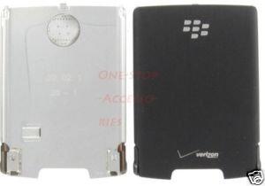 Original Battery Cover Door Blackberry Storm 9530 9500 Dark Grey