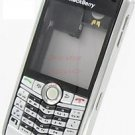 Original BlackBerry 8100 Pearl Complete Housing Case Silver