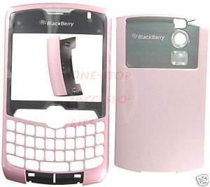 OEM Pink RIM BlackBerry 8330 Curve Housing Case